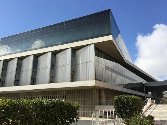The new Acropolis Museum in Athens Heatheronhertravels.com