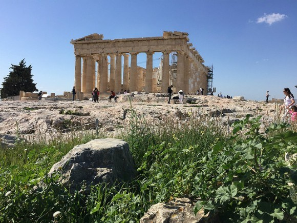 Visit the Acropolis in Athens Heatheronhertravels.com