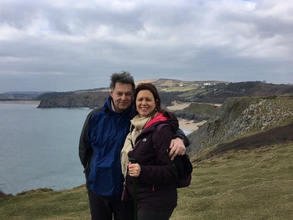 Pennard Cliffs on the Gower, Wales Heatheronhertravels.com