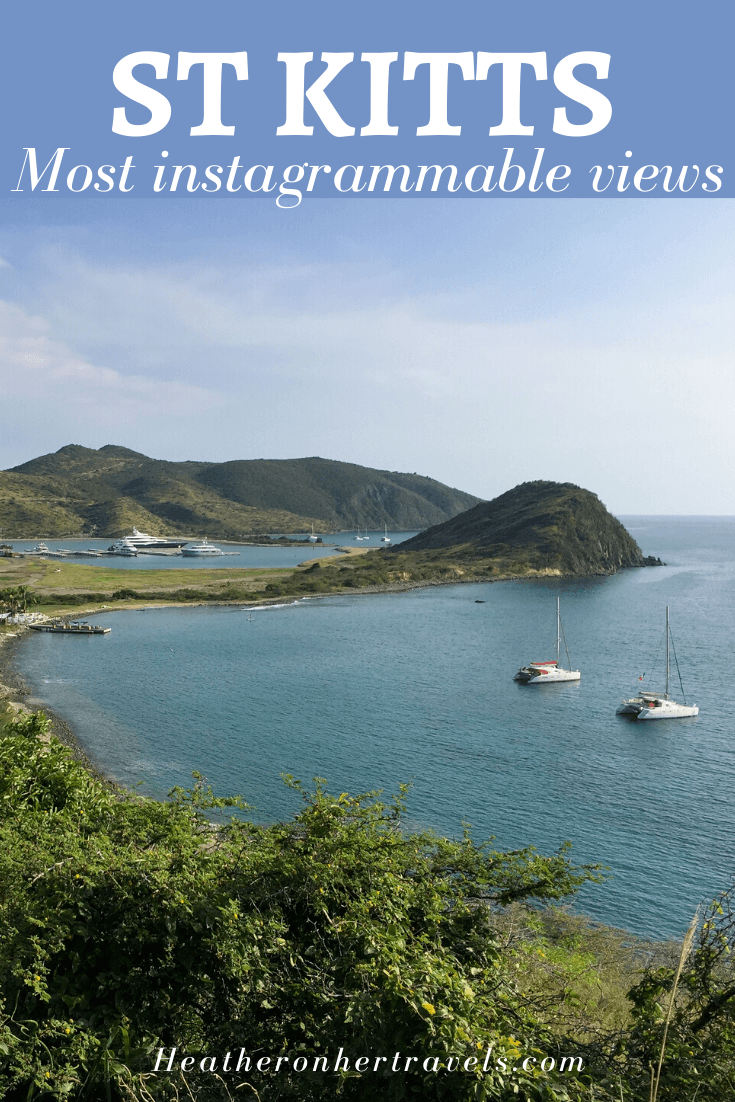 St Kitts Most instagrammable views