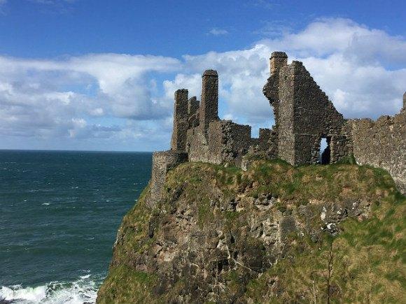 Dunluce Castle Heatheonhertravels.com