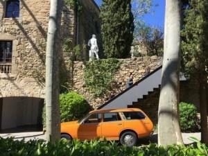 Gala Dalí Castle House-Museum in Púbol Heatheronhertravels.com
