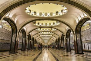 Inside the Moscow metro Heatheronhertravels.com