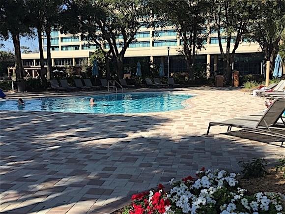 Sawgrass Marriott Pool
