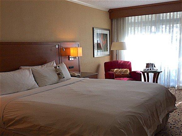 Sawgrass Marriott Guest Room