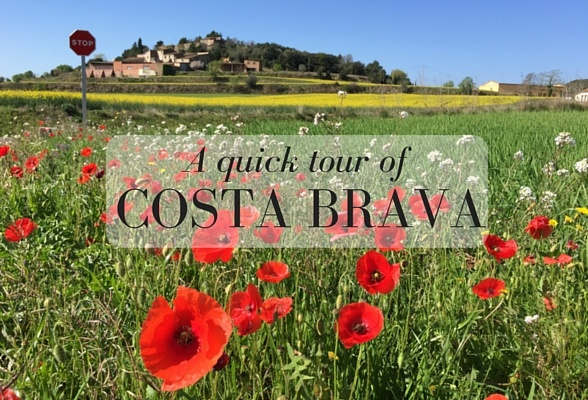 A Driving Tour Of Costa Brava Girona Figueres And The Dali