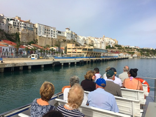 Boat trip around Mahon harbour Photo: Heatheronhertravels.com