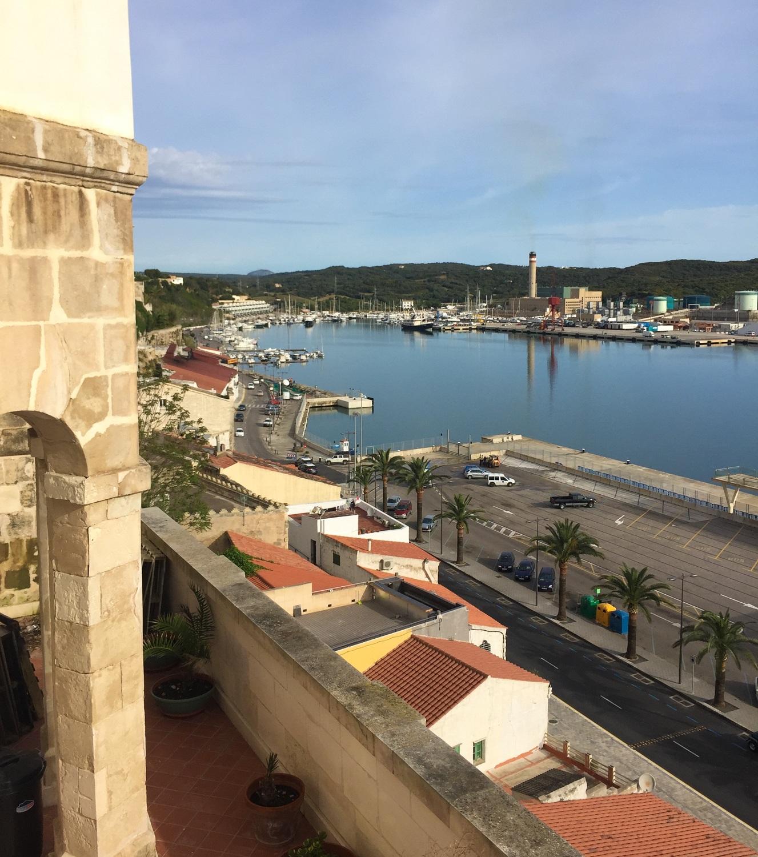 Harbour of Mahon in Menorca Photo Heatheronhertravels.com