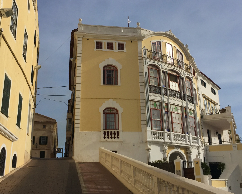 Mahon in Menorca Photo Heatheronhertravels.com