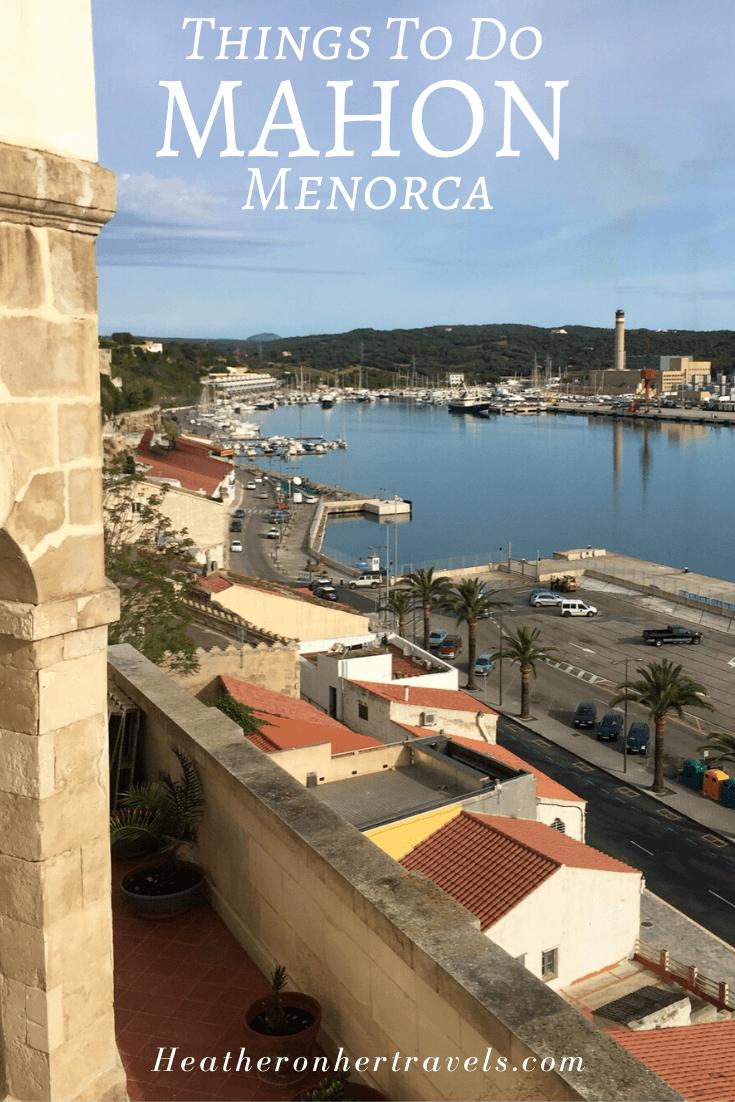 Things to do in Mahon, Menorca