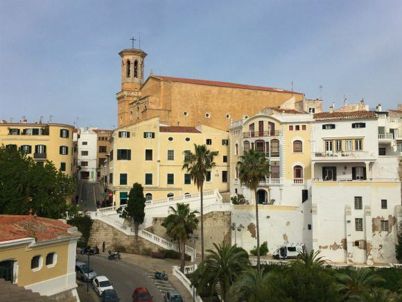 View of Mahon in menorca Photo: Heatheronhertravels.com