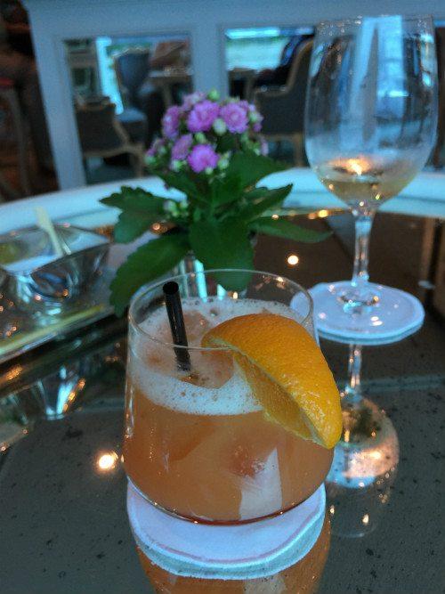 Cocktails on SS Catherine Photo Heatheronhertravels.com