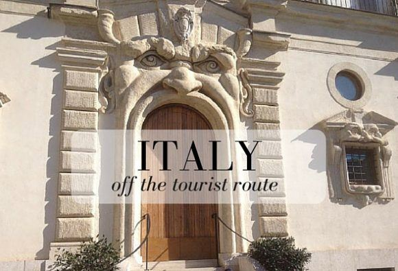 Italy off the tourist route
