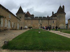 Wine tasting at Chateau Rully near Beaune in Burgundy Heatheronhertravels.com
