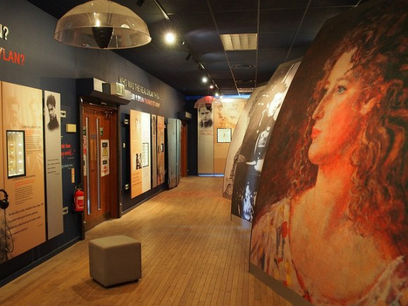 Dylan Thomas centre in Swansea Photo: Heatheronhertravels.com