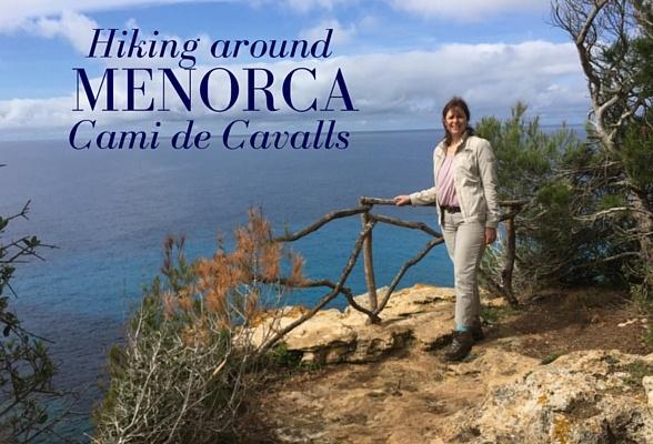 Hiking around Menorca