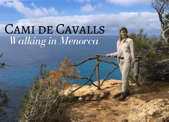 Cami de Cavalls - walking in Menorca