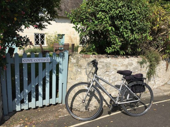Cycling in Dorset with Headwater Holidays
