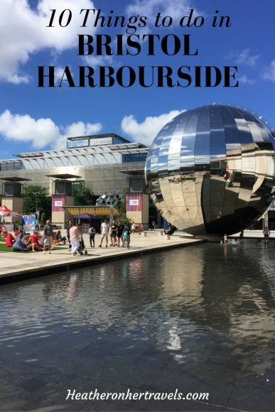 Read about 10 cool things to do in Bristol Harbourside