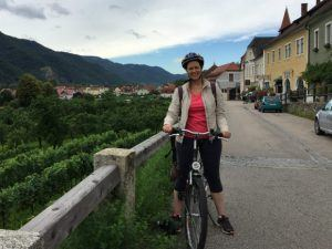 Cycling by the Danube with Avalon Photo: Heatheronhertravels.com