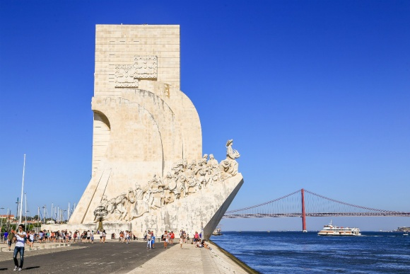 Discoveries Monument Belém Lisbon Photo: Heatheronhertravels.com