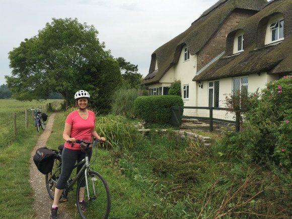 Cycling in Dorset with Headwater Holidays Photo: Heatheronhertravels.com
