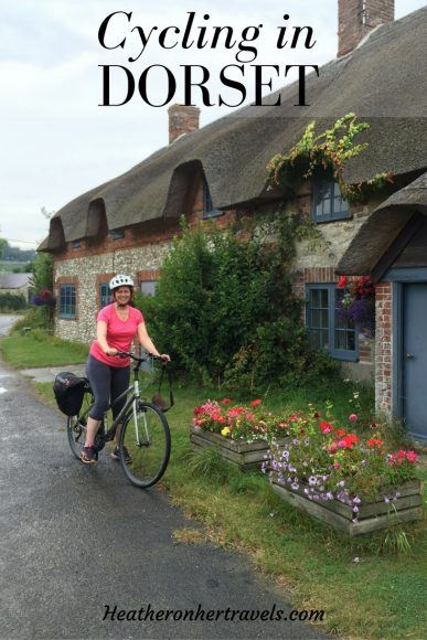 Read about cycling in Dorset on the Jurassic coast