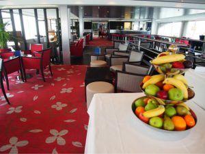 Lounge on Board Avalon Visionary
