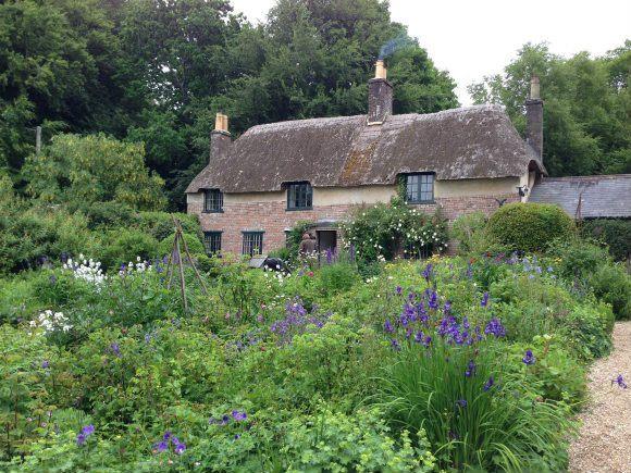 Thomas Hardy Birthplace Photo: Heatheronhertravels.com