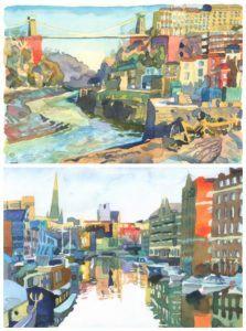 Bristol Watercolours Abigail McDougall