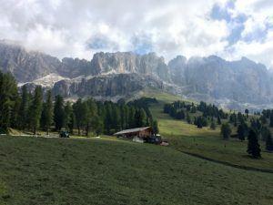 Climbing up to the Dolomites Photo: Heatheronhertravels.com