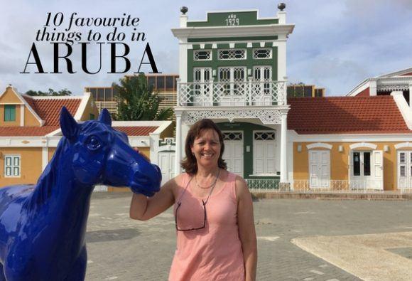 10 favourite things to do in Aruba