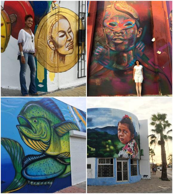Aruba street art Photo: Heatheronhertravels.com