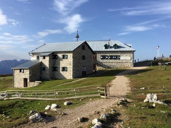 Rifugio Bolzano in South Tyrol Photo: Heatheronhertravels.com