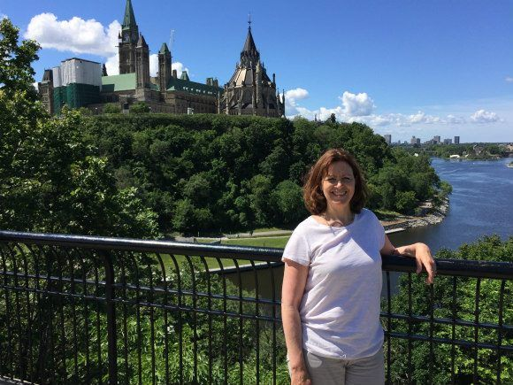 Visiting Ottawa in Canada Photo: Heatheronhertravels.com