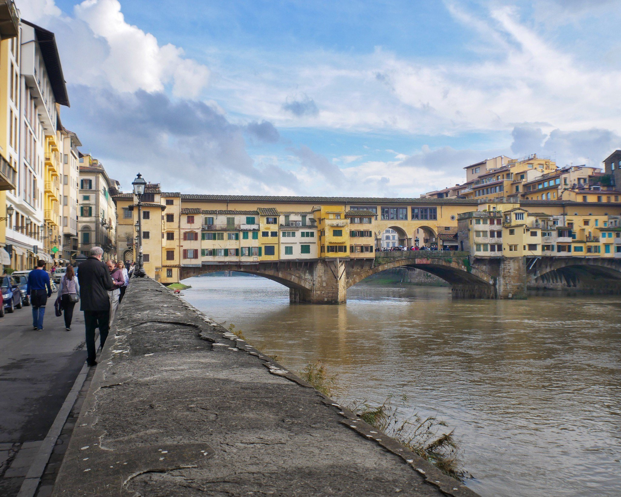 Ponte Vecchio in Florence Photo Heatheronhertravels.com