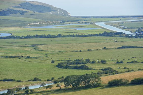 Walking the South Downs Way Photo: Visit Eastbourne