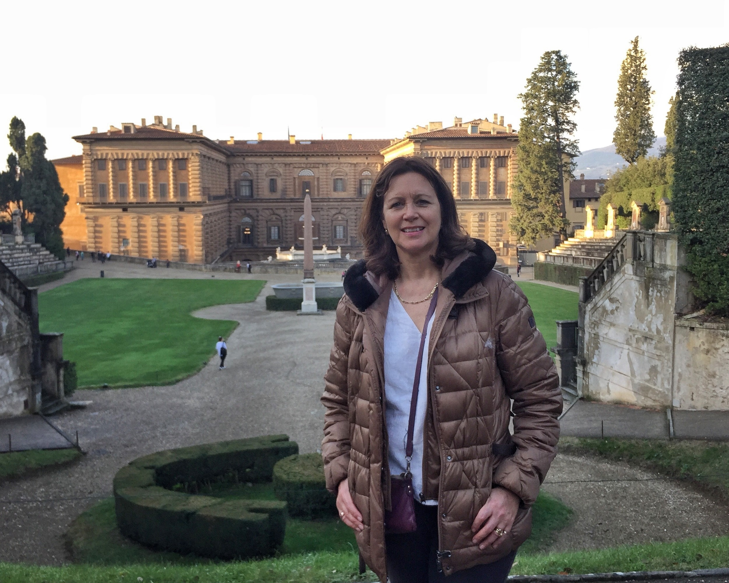 Pitti Palace in Florence Photo Heatheronhertravels.com