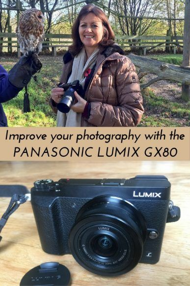 Read about the Panasonic Lumix GX80