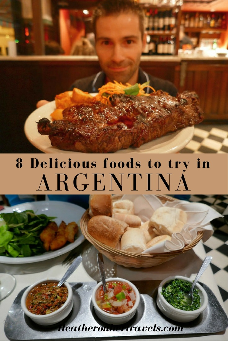 8 delicious foods to try in Argentina