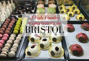 3 Fab foodie experiences in Bristol