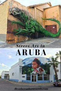 Read about the Street art of Aruba