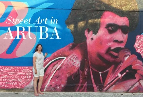 Street art in Aruba