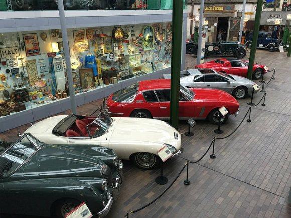 Beaulieu Motor Museum- 10 things to do in Southampton Photo: Heatheronhertravels.com
