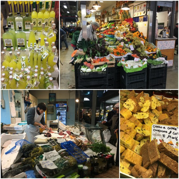 Central Market in Florence - What to eat in Florence