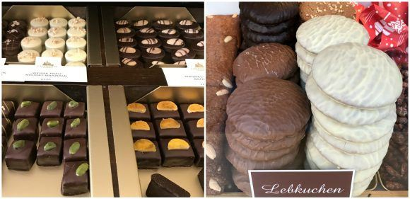 Delicious souvenirs from Coburg Photo: Heatheronhertravels.com