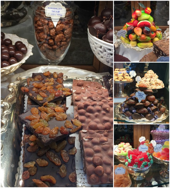 Gilli sweets in Florence - What to eat in Florence Photo: Heatheronhertravels.com