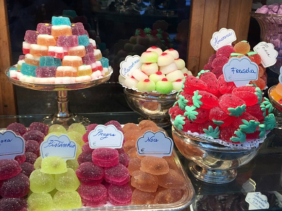 Gilli sweets in Florence - What to eat in Florence