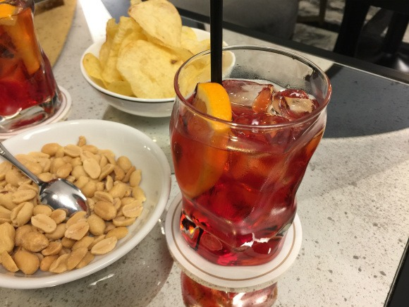 Negroni in Florence - What to eat in Florence Photo: Heatheronhertravels.com