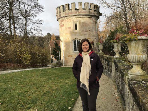 Schloss Rosenau near Coburg Photo: Heatheronhertravels.com